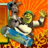 Free games Shrek 4 skate game